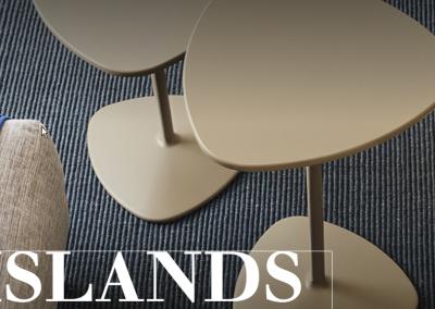 Connubia tavolini ISLAND