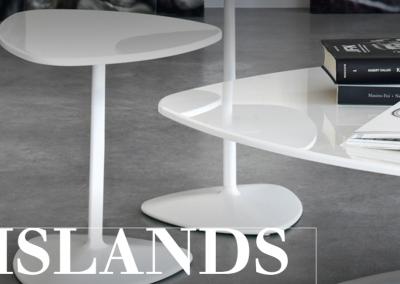 Connubia tavolini ISLANDS